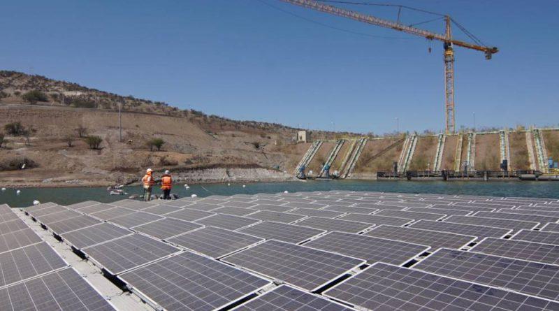 En Chile las mineras usan el sol para generar energía y ahorrar agua